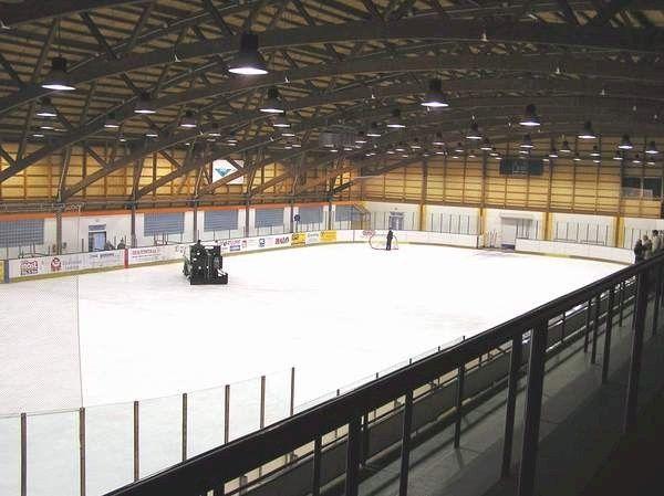 Zimní stadion Bílina