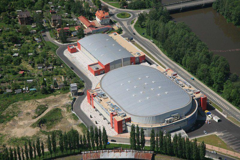 KV Arena - Zimní stadion Karlovy Vary