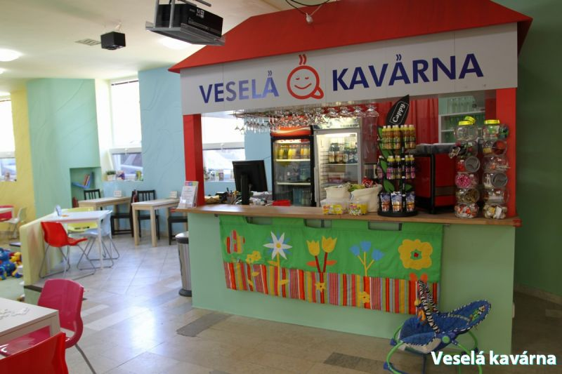 Veselá kavárna Brno-Řečkovice