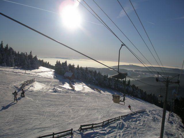 Ski Klínovec jih