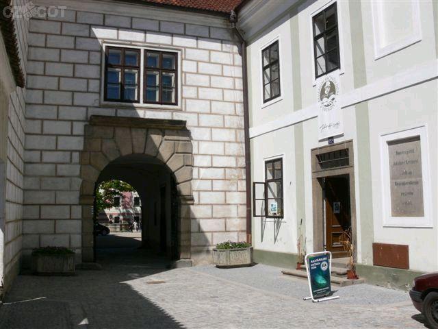 Akvárium Krčínův dům, Třeboň
