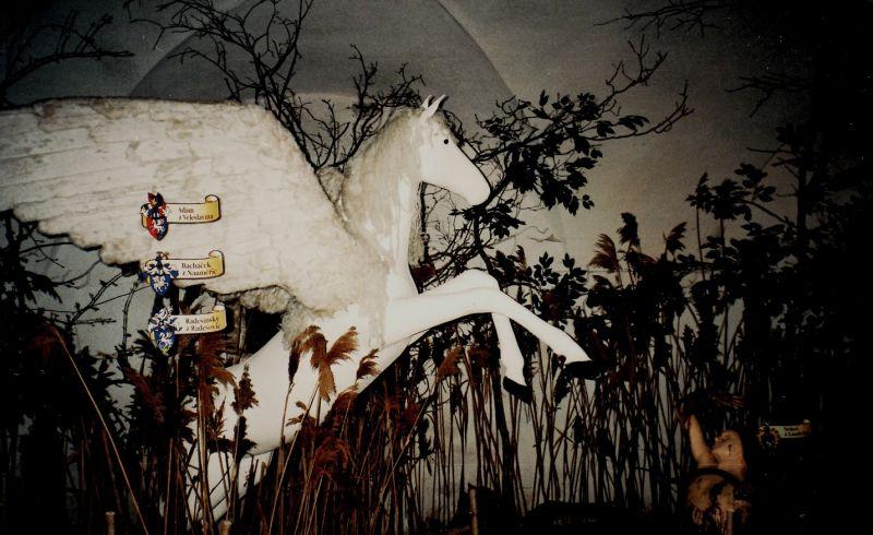 Zámek Třeboň - Výstava Erbovní bestie