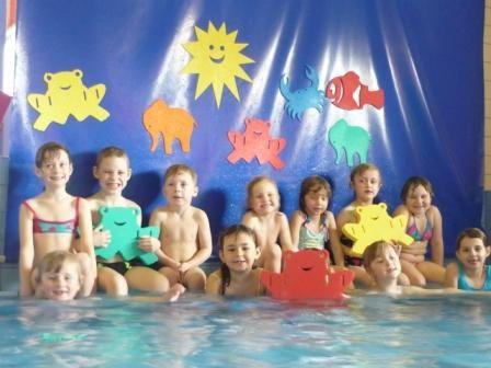 Tepvos - Výuka plavání MŠ a ZŠ v bazénu v Ústí nad Orlicí