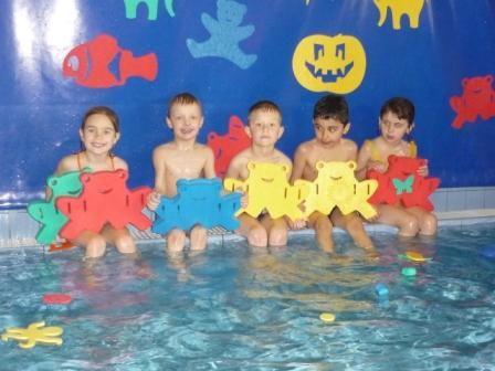 Krytý plavecký bazén Ústí nad Orlicí
