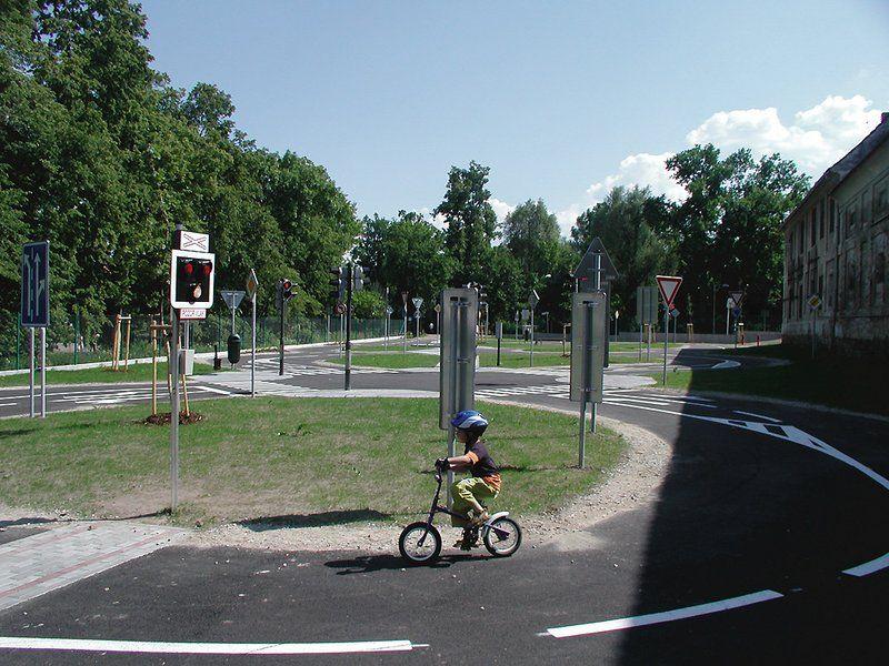 Dopravní hřiště Třeboň