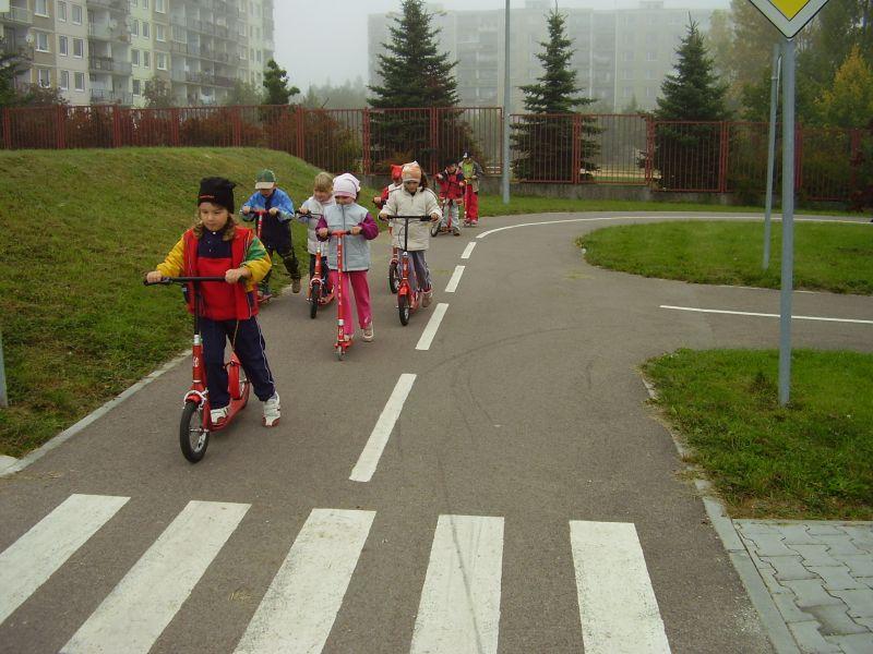 Dopravní hřiště Plzeň - Bolevec