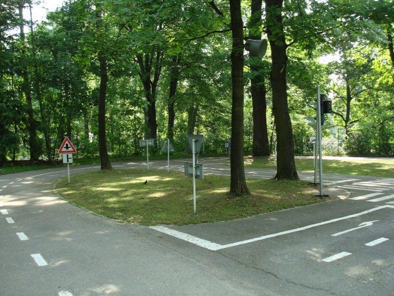 Dopravní hřiště Chrudim