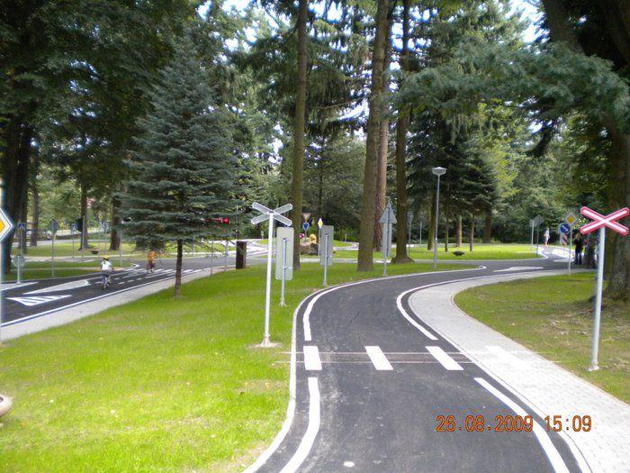 Dopravní hřiště Humpolec