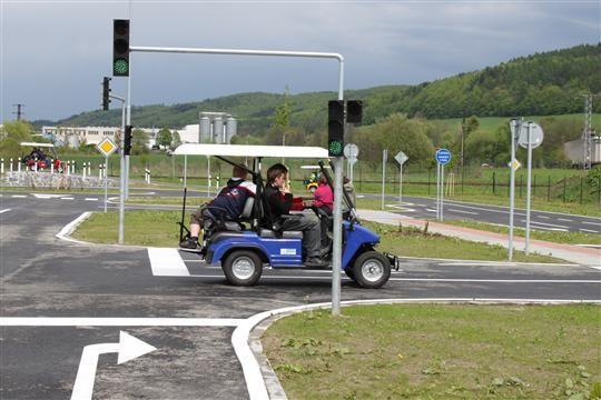 Dopravní hřiště Odry