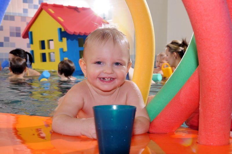 Plaváčci Brno - Plavání rodičů s dětm v bazénech Brno-Kraví hora