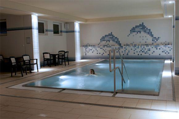 Plaváčci Brno - Plavání rodičů s dětmi ve wellness bazénu ZONE4YOU Brno