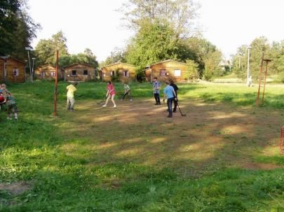 Táborová základna Čimelice