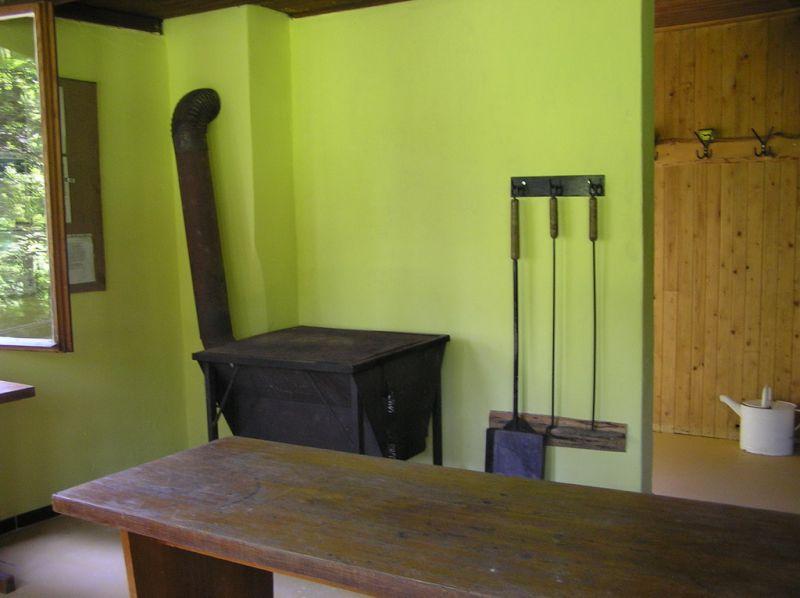 Turistická základna - Srub Meleček, Žimrovice