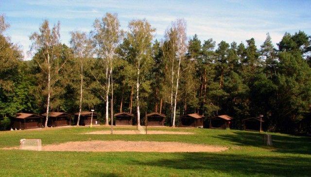 Táborová základna Jitřenka Žloukovice