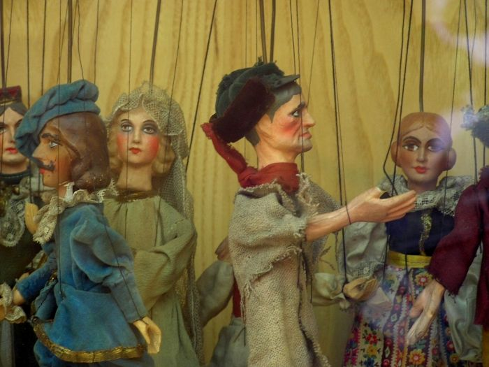 Muzeum loutkařských kultur, Chrudim - Divadelní kroužek