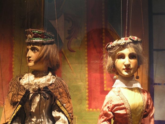 Muzeum loutkařských kultur, Chrudim - Výtvarný kroužek