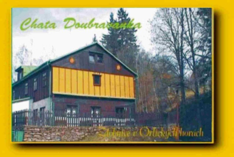 Turistická základna Chata Doubravanka, Zdobnice