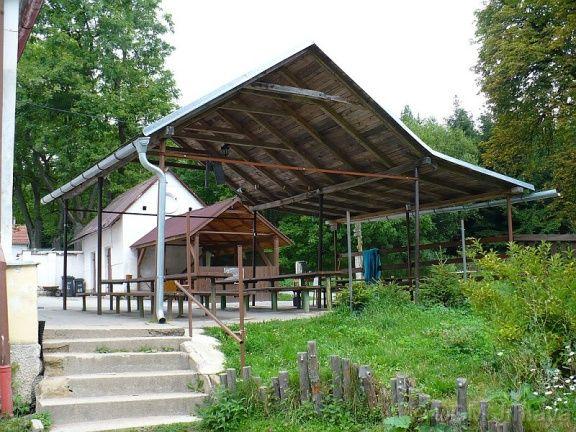 Turistická základna Hájenka, Černé lesy