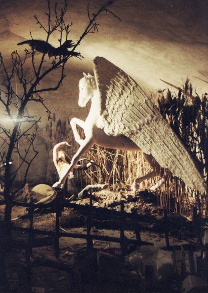 Hrad Kost - výstava Erbovní bestie