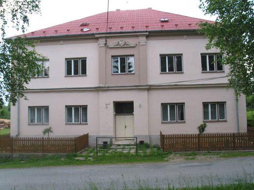 Turistická základna Hraničné Petrovice
