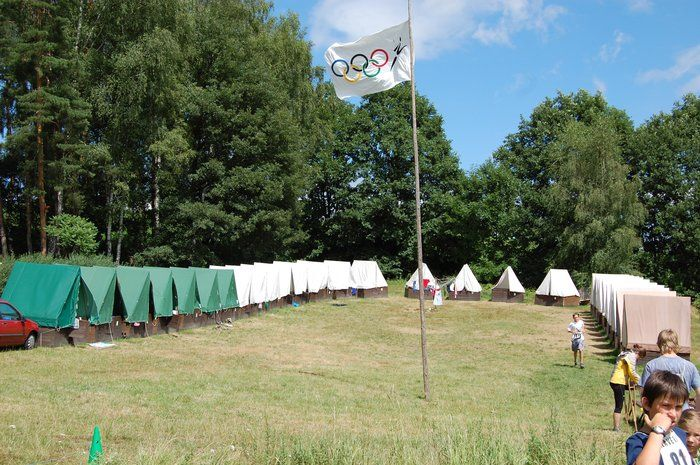 Táborová základna Krčkovice