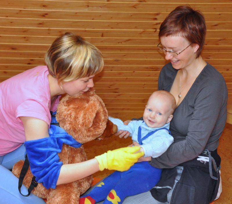 Plaváčci Brno - Baby Signs - znaková řeč pro batolata