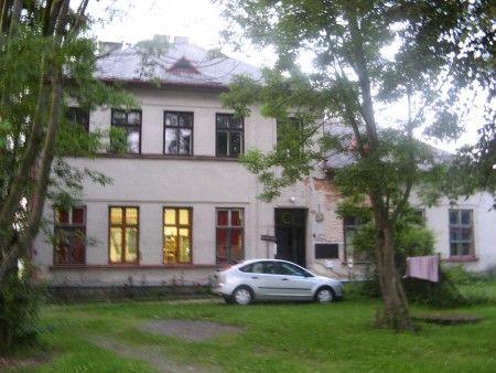 Turistická základna Čachnov