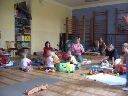 MC Tudyznudy Jevany - Rodičovské centrum