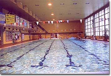 Plavecká škola TSMK - Plavecké kurzy pro děti v krytém bazénu Klatovy