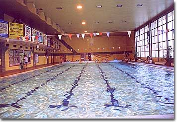 Krytý plavecký bazén Klatovy