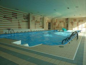 Krytý bazén Všestary - Český červený kříž