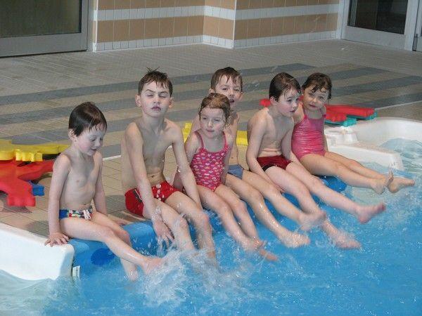Vydrýsek - Plavání pro děti předškolního věku v bazénu Všestary