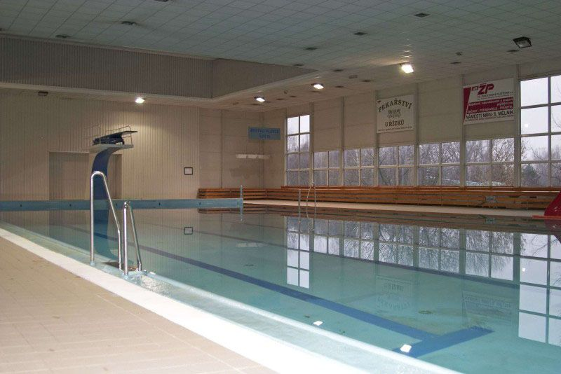 PŠ Roudnice n.L. - Plavání rodičů s dětmi v bazénu Mělník
