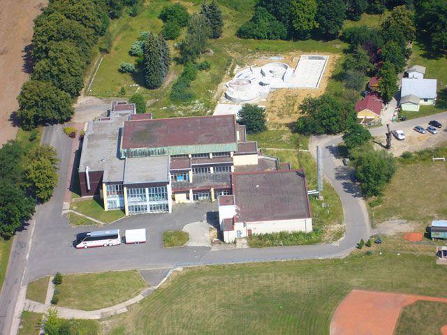 Plavecký stadion Roudnice nad Labem