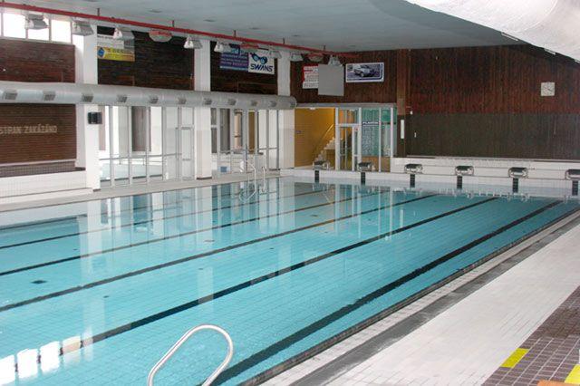 PŠ Roudnice n.L. - Plavání těhotných v bazénu Roudnice nad Labem