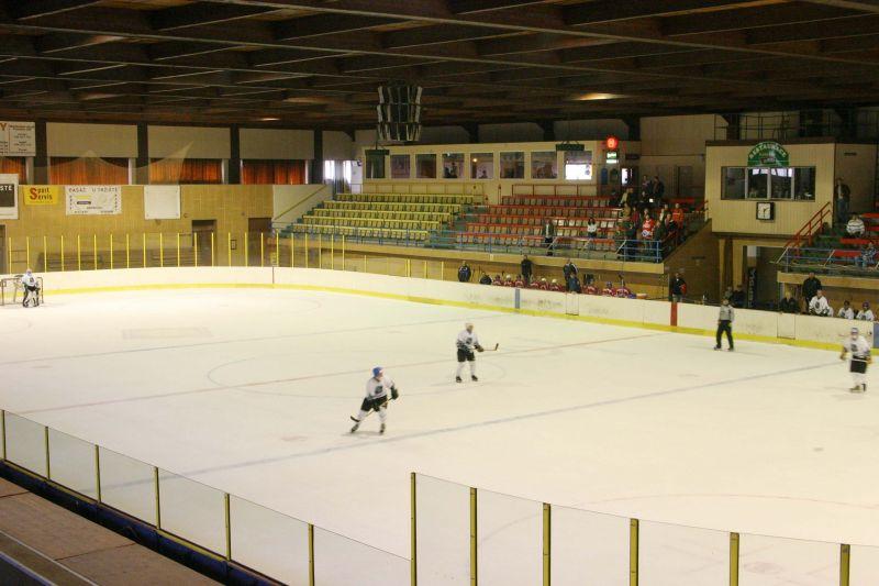 Zimní stadion Mariánské Lázně