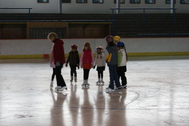 Zimní stadion Louny - Krasobruslení