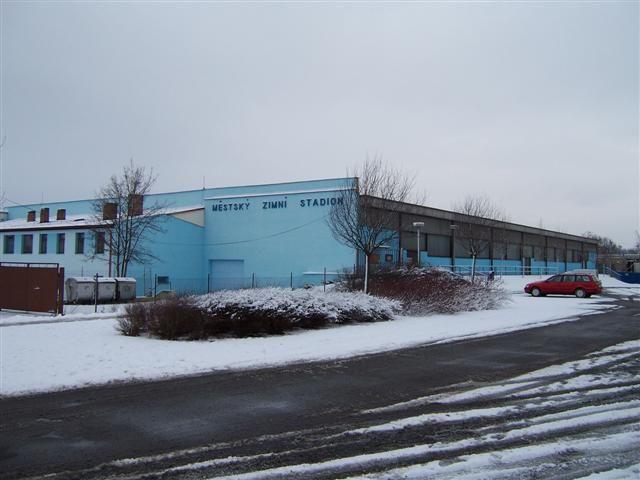 Zimní stadion Louny