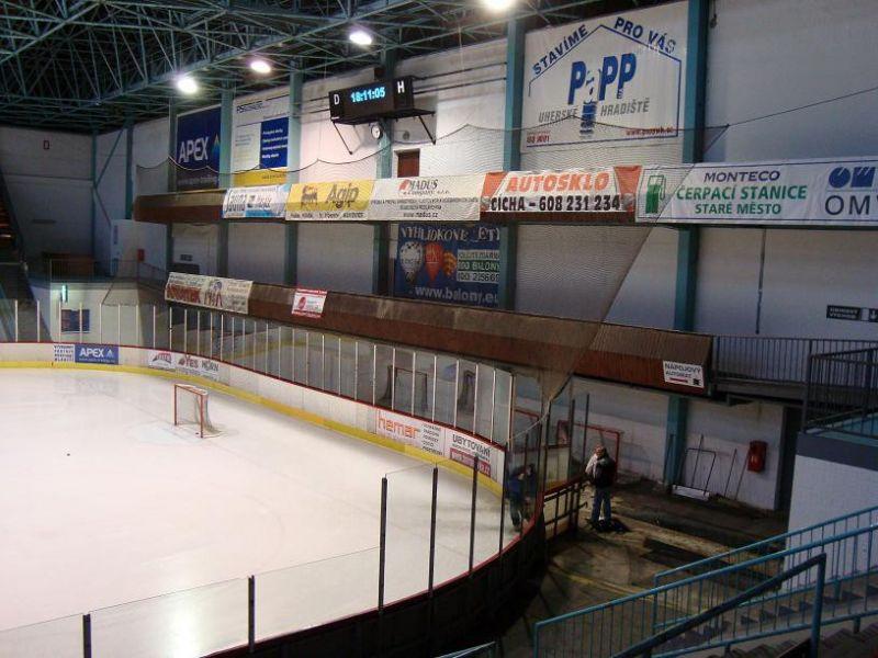 Zimní stadion Uherské Hradiště