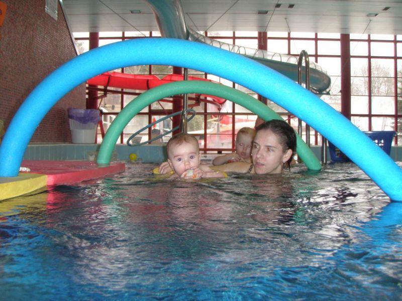 PLAVMIMI Liberec - Plavání rodičů s dětmi od 6ti měsíců do 4 let