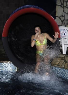 Aquapark Babylon Liberec