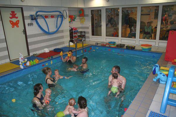 Olomoucké káče - Samostatné plavání dětí do 6 let v bazénu centra