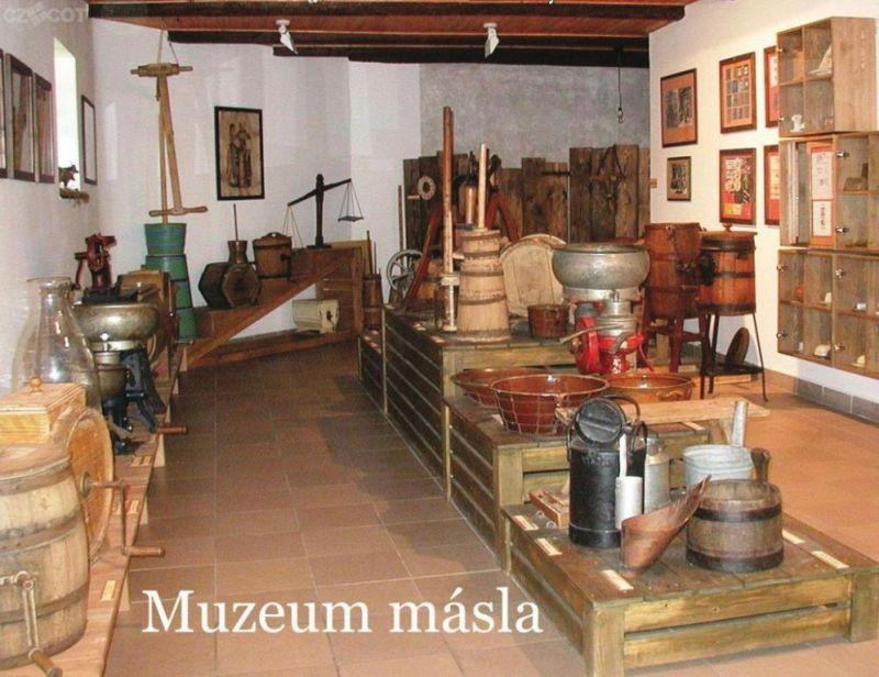 Muzeum másla Máslovice
