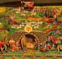Slezskoostravský hrad - Betlémy na hradě