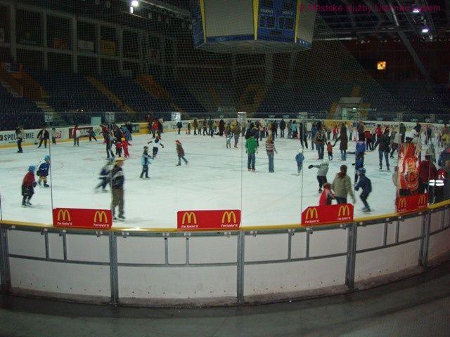 Zimní stadion Ústí nad Labem