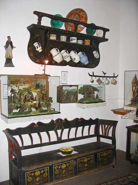 Muzeum betlémů Karlštejn