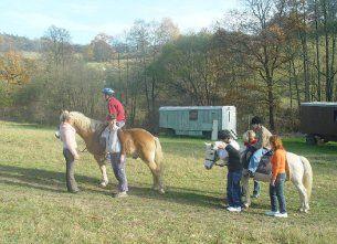 Stáj Artuš, Benice - Individuální terapeutické jízdy na koních