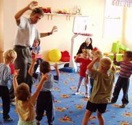 KC Motýlek Praha - Školička pro děti s handicapem
