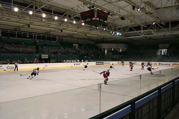 Zimní stadion HC Sareza Ostrava
