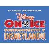 ČEZ Arena Ostrava - Disney on Ice - Dobrodružství v Disneylandu